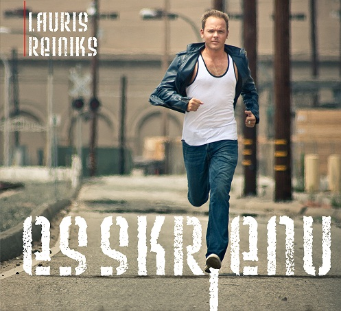 LAURIS REINIKS ES SKRIENU ALBUM FRONT