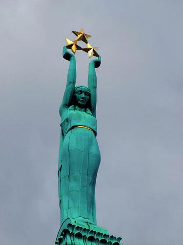 """Özgürlük Anıtı """"Milda"""""""
